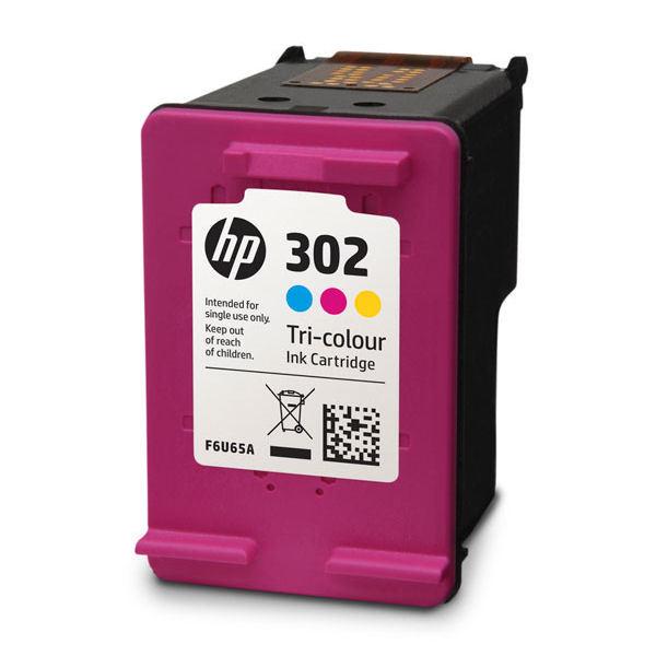 HP 302 TRI-COLOUR