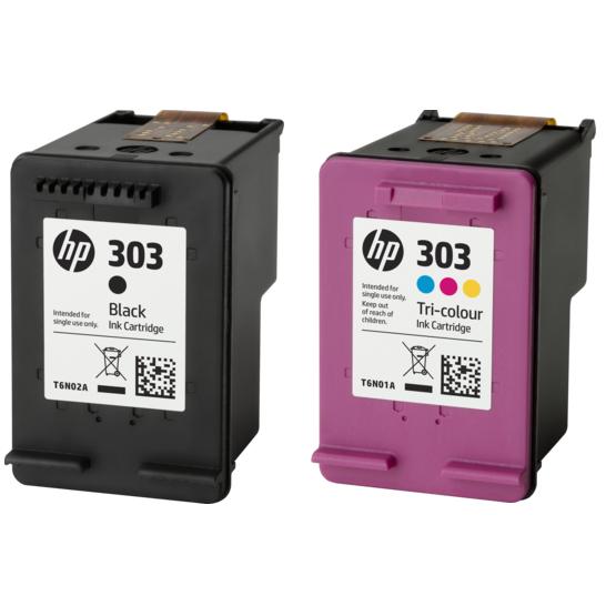HP 303XL N/CMY